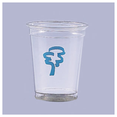 5 oz. Clear Soft disposable plastic custom printed Tumblers. A great Wedding, Club, Bar or Company Event or Street Party Idea! THE wholesale supplier of plastic, glass, Disposable, ceramic and Stainless Steel Cups and Shot Glasses!  5OQ340