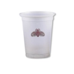 Soft Frosted Disposable Plastic Drink Cups