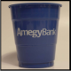12 oz. True Medium Blue Colored Custom Printed Plastic Drink Party cups! Great wholesale pricing for Weddings, Corporate Office Meetings, Sport events, Schools, Churches, Street Festivals, Restaurants, Bars, Birthdays and more! 122385