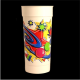 64 oz. Smooth wholesale custom printed plastic Stadium Cup! Discount affordable promotional product for Sport events, Schools, Churches, Corporate parties, Street Festivals, Restaurants, Bars and more! Lids sold seperately.  64T278