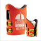 Customized promotional Scuba foam life vest koozies. Printed with your custom company logo or art. These promo printed scuba foam life vest can koozie coolers make the party or event! Blue, Orange, Red, Black & White. CUSU92